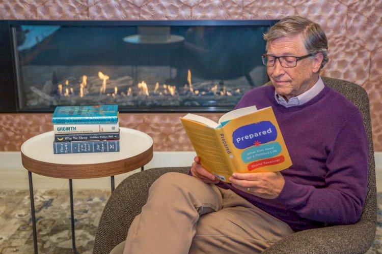 តោះមកដឹងពីប្រវត្តិមហាសេដ្ឋីពិភពលោក Bill Gates